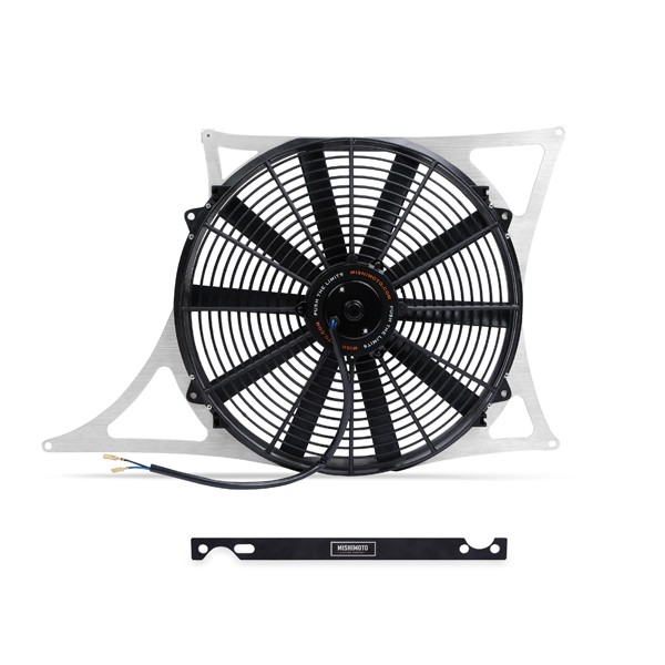 BMW M3 Performance Aluminum Fan Shroud Kit, 2001-2006