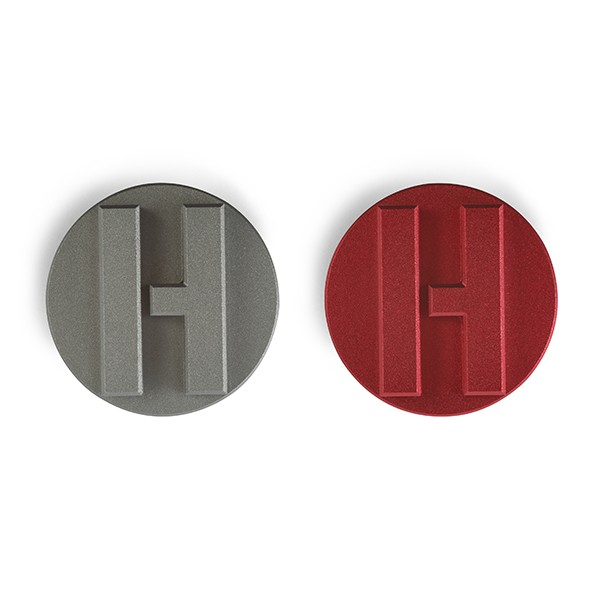 Ford Mustang Oil Filler Cap, 1987-2001, Hoonigan Rot