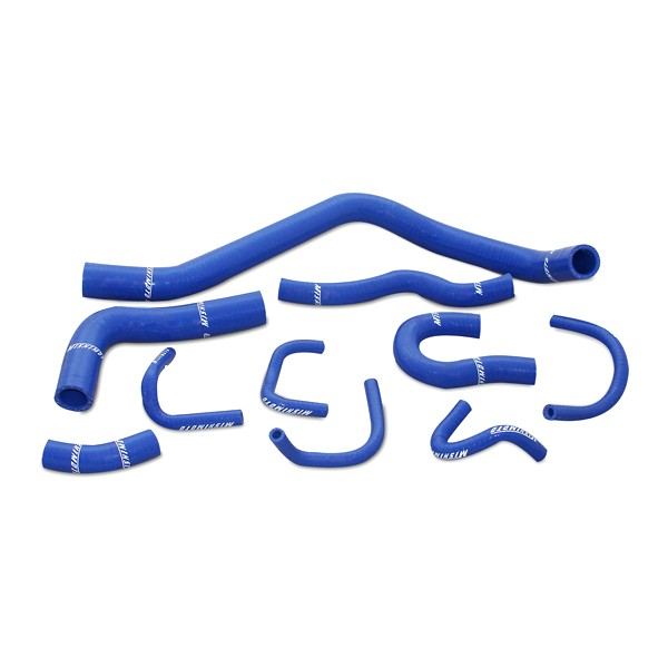 Honda Civic Silicone Radiator Hose Kit 1988-1991