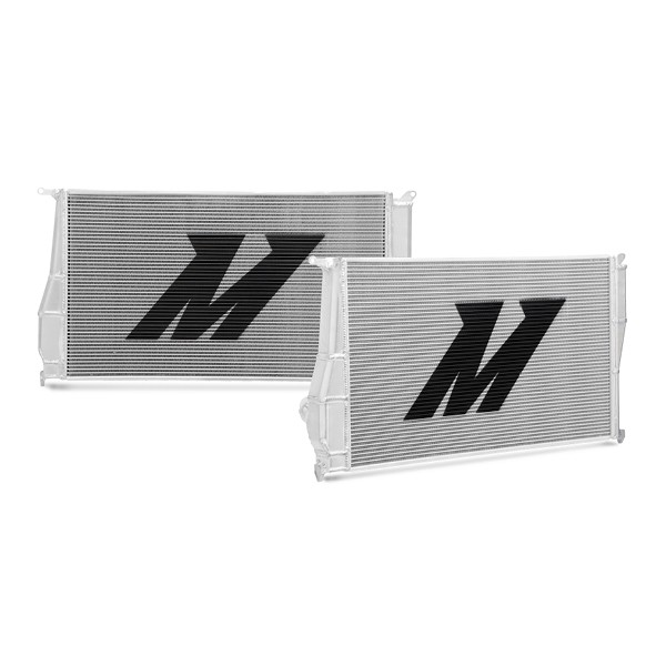 BMW 335i/135i Performance Aluminum Radiator, 2006-2013