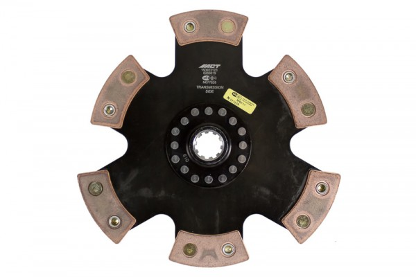 ACT 2001 Ford Mustang 6 Pad Rigid Race Disc