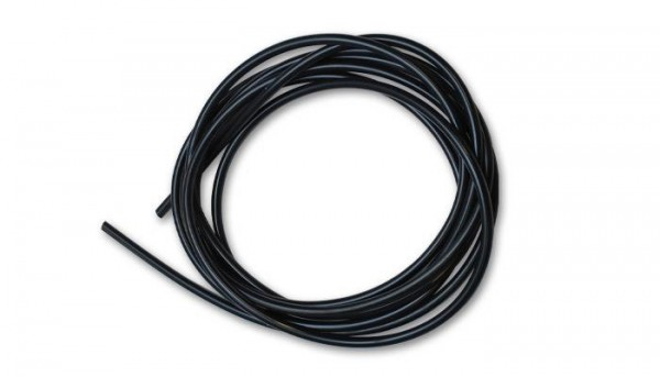 Vibrant Unterdruckleitung Silikon Schlauch schwarz ID 3.2mm / Länge 15m