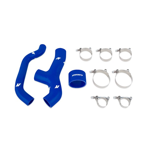Subaru WRX 2006-2007 / Subaru Forester XT 2004-2008 Silicone Intercooler Hoses, Blue