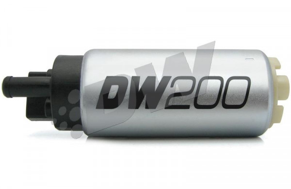 DeatschWerks 255 LPH In-Tank Fuel Pump w/ 03-06 Evo 8/9 / 95-98 Eclipse Turbo AWD Set Up Kit