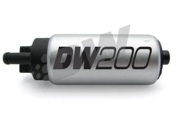 DeatschWerks 255 LPH In-Tank Fuel Pump w/ 06-11 Honda Civic (Exc Si) Set Up Kit