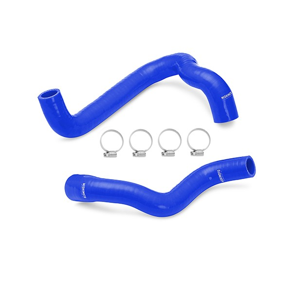 Ford Fiesta ST Silicone Radiator Hose Kit, 2014+ Blue