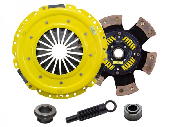 ACT 1999 Ford Mustang HD/Race Sprung 6 Pad Clutch Kit