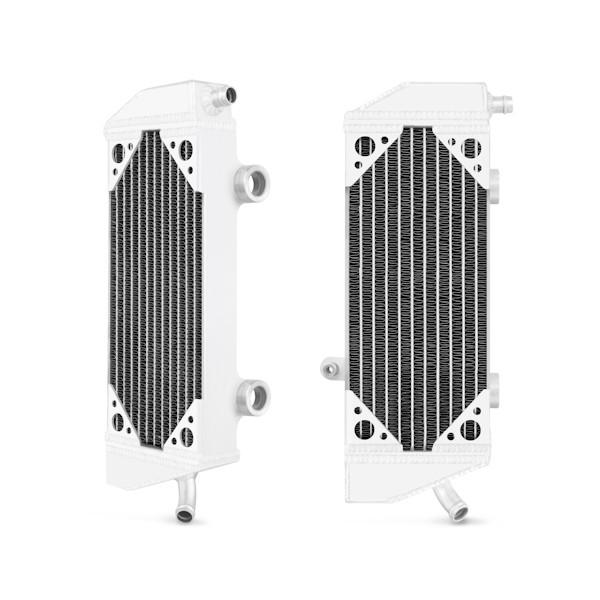 08-11 KTM 250EXCF / 11-12 350SXF / 09-11 400EXC / 08-12 450EXC / 09-11 530EXC Braced Aluminum Radiat