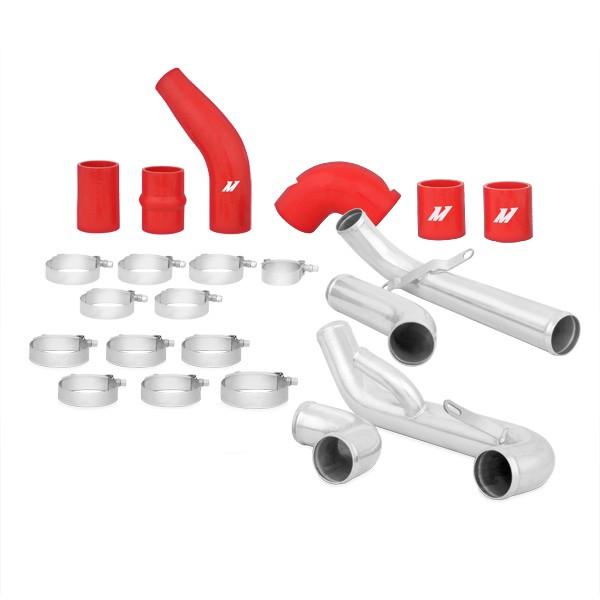 Mitsubishi Lancer Evolution X Intercooler Pipe Kit, Red, 2008+