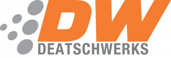 DeatschWerks DWR1000 Adjustable Fuel Pressure Regulator - Black