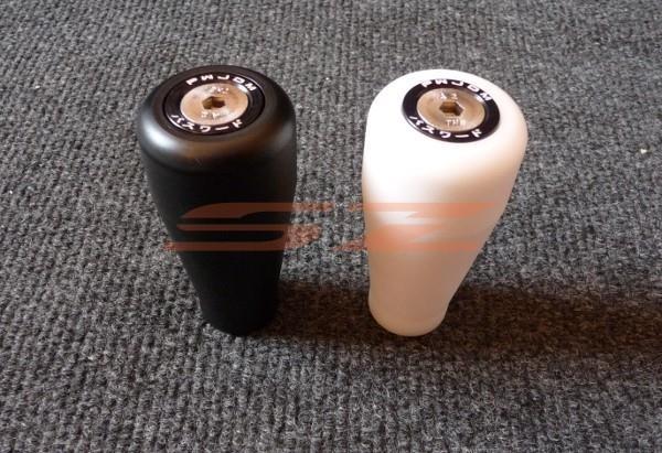 PWJDM Schaltknauf Type I für Honda / Acura schwarz Kunststoff