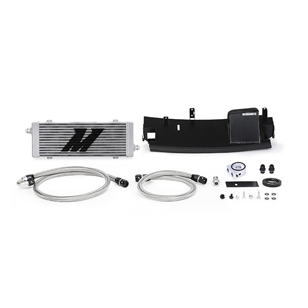 Ford Focus RS Oil Cooler, 2016+, Silver