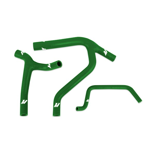 Kawasaki KX450F Silicone Hose Kit w/ Y Replacement Hose, 2006-2008