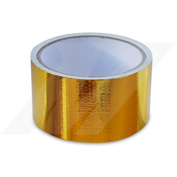 Mishimoto Hitzeschutz Band Gold 10,67m