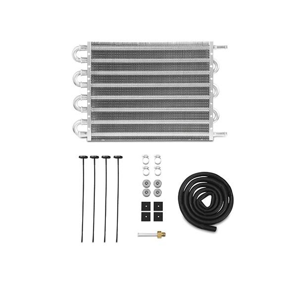"""Mishimoto Universal Getriebe Kühler Transmission Fluid Cooler, 12"""" x 10"""" x 0.75"""""""