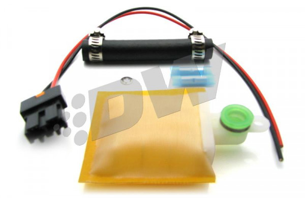 DeatschWerks Universal Fuel Pump Set Up Kit