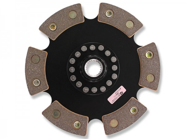 ACT 2011 Ford Mustang 6 Pad Rigid Race Disc
