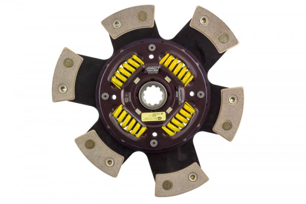 ACT 2007 Ford Mustang 6 Pad Sprung Race Disc